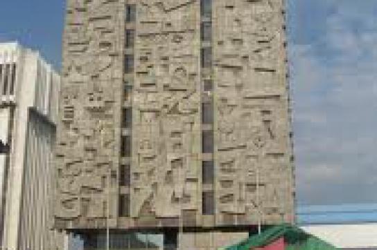 Sitz der Zentralbank von Guatemala