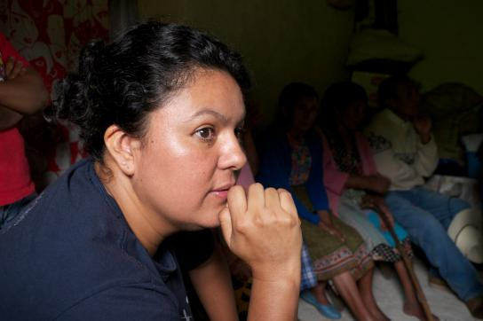 Bertha Cáceres