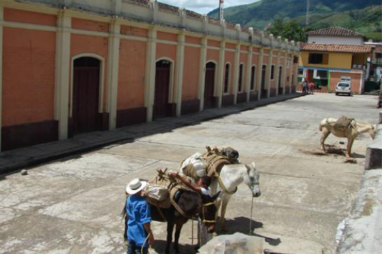 Dorf in Antioquia