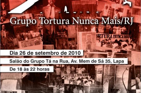 Gruppe Tortura Nunca Mais/RJ: seit 1985