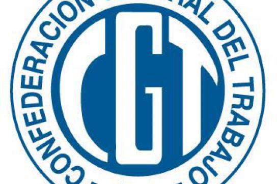 Logo der CGT