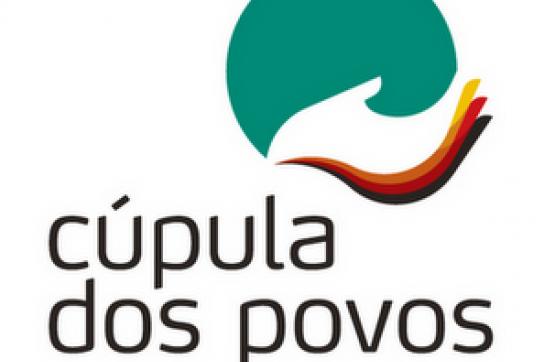 Logo des Gipfels der Völker