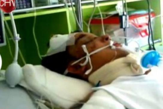 Das Gewaltopfer Zamudio kämpfte mehrere Tage um sein Leben