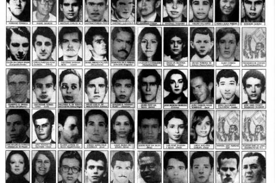 Die Verschwundenen der Guerrilha do Araguaia