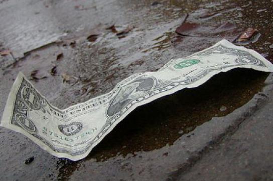 US-Dollar: die Überweisungen aus den USA steigen wieder