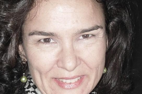 Fátima Mello ist optimistisch