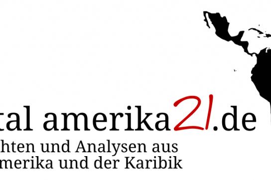 Logo amerika21.de