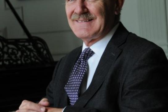 Delegationsleiter Luis Yáñez-Barnuevo García