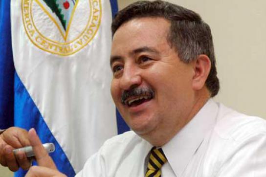 Telémaco Talavera, Vorsitzender des Nationalen Hochschulrates