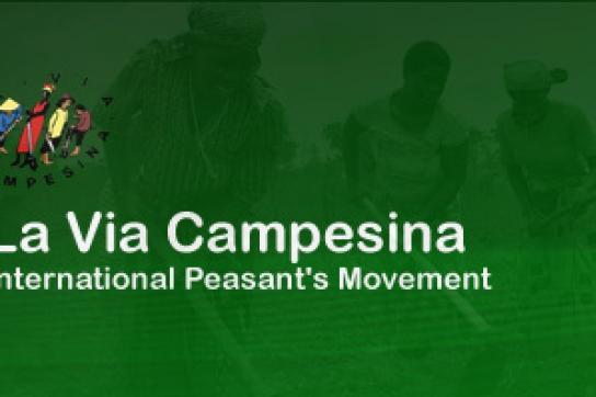 Logo von La Vía Campesina