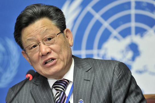 UN-Sonderbotschafter Zukang