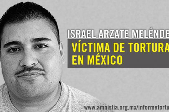 Kampagne Israel Arzate Meléndez