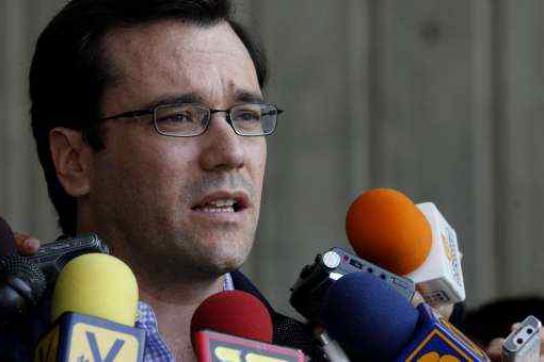 Leiter der Conatel-Untersuchungskommission, Pedro Maldonado