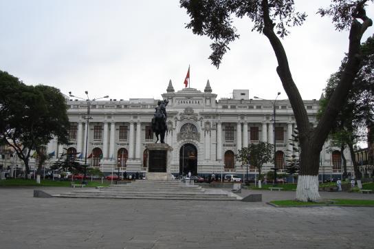 Kongress in Lima