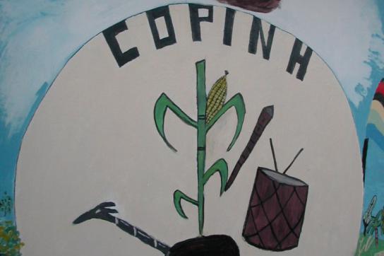 Logo des Verbandes COPINH