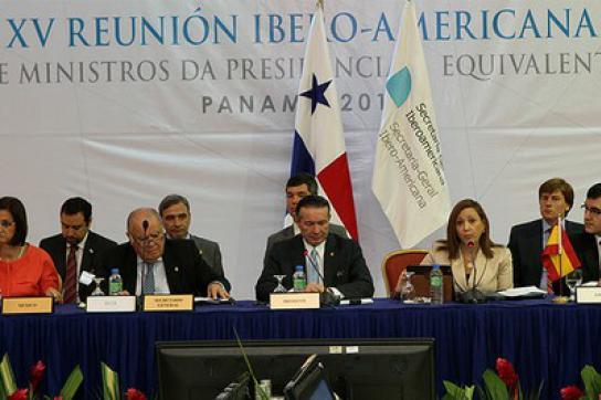 23. Iberoamerika-Gipfel in Panama