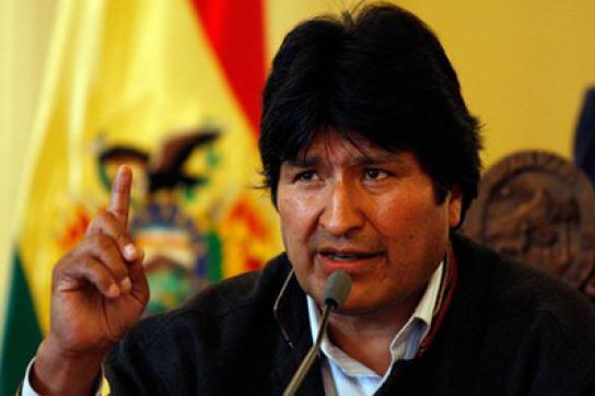 Evo Morales bezieht Stellung zur NGO-Affäre