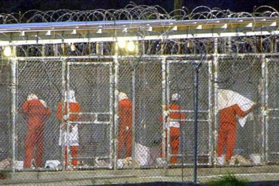 Gefangene in Guantánamo