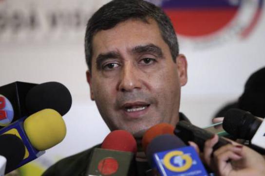 Innenminister Rodríguez Torres: Zahlen von OVV politisch motiviert