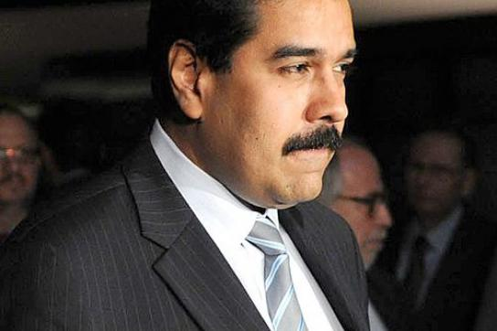 Venezuelas Präsident Nicolás Maduro