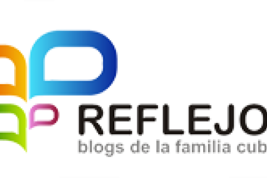"""Logo des kubanischen Netzwerks """"Reflejos"""""""