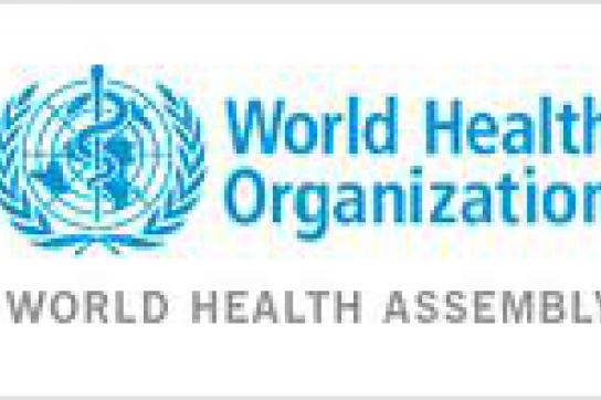 Kuba leitet erstmals die Weltgesundheitsversammlung