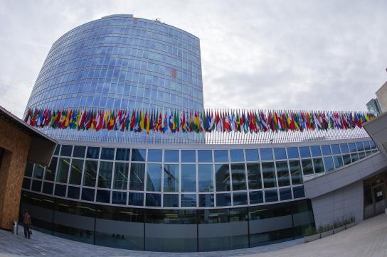 Sitz der Weltorganisation für geistiges Eigentum