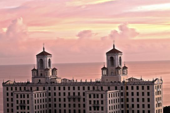Hotel Nacional in Havanna, Kuba