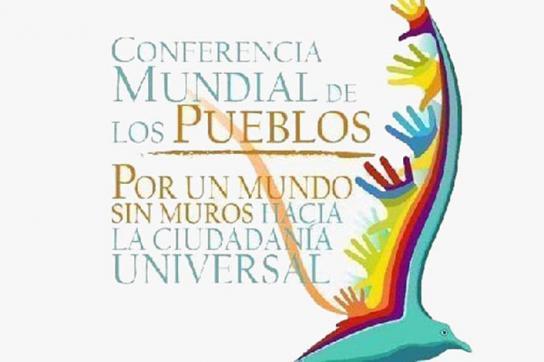Die Weltkonferenz der Völker zu Flucht und Migration findet am 20. und 21. Juni