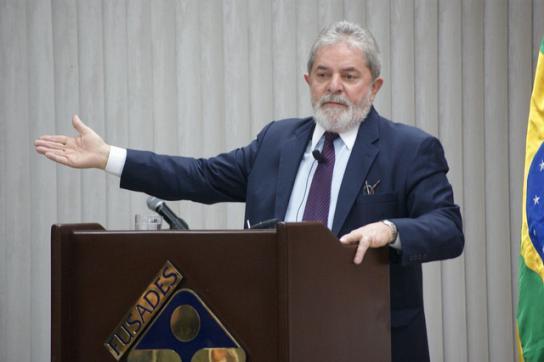 Lula, hier in einer Aufnahme aus dem Jahr 2011 aus Brasilien