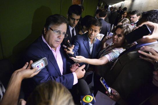 In Brasilien in Haft: Ex-Minister Geddel Vieira Lima