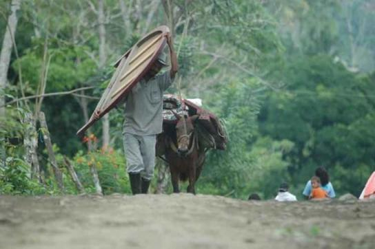 Binnenflüchtlinge Kolumbien