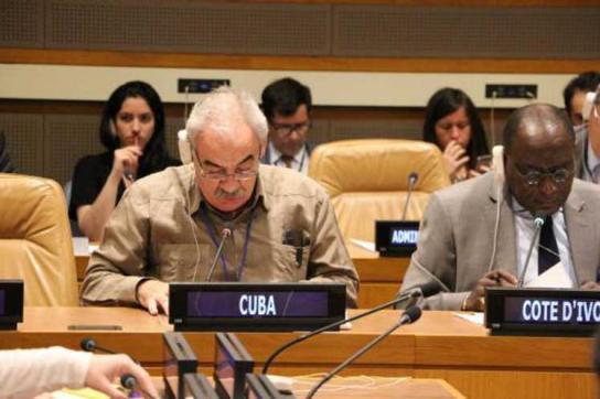 UN Kuba Humberto Rivero