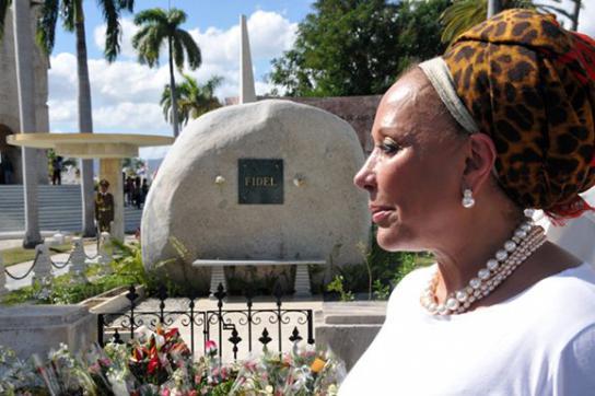 Piedad Córdoba, Präsidentschaftskandidatin in spe für Kolumbien
