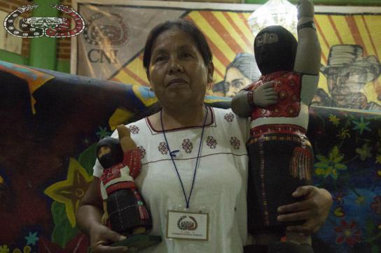 María de Jesús Patricio Martínez – Sprecherin der Indigenen in Mexiko