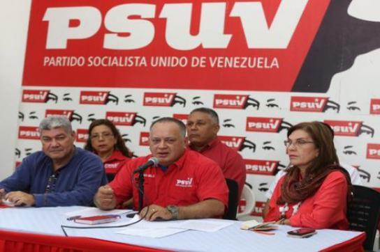 Führende Politiker der PSUV warnen vor einem Putschversuch in Venezuela