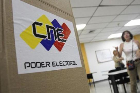 In Venezuela organisiert die Wahlbehörde CNE Abstimmungen.