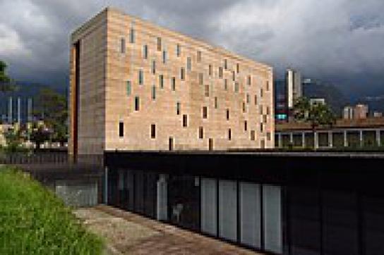 Sitz des CNMH in Bogota