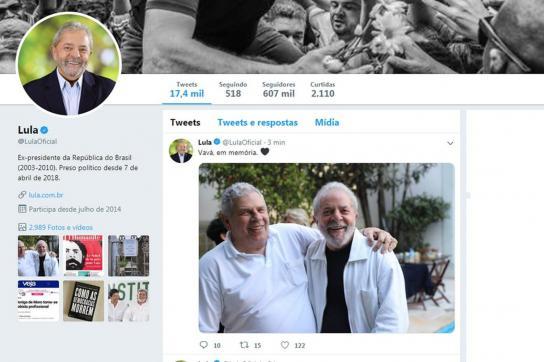 Lula darf nicht an der Beerdigung seines Bruders teilnehmen