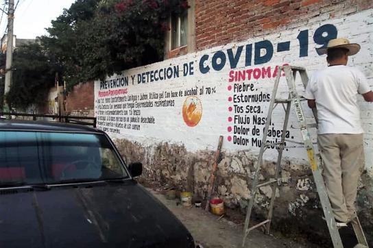 Infokampagne zu Corona-Virus