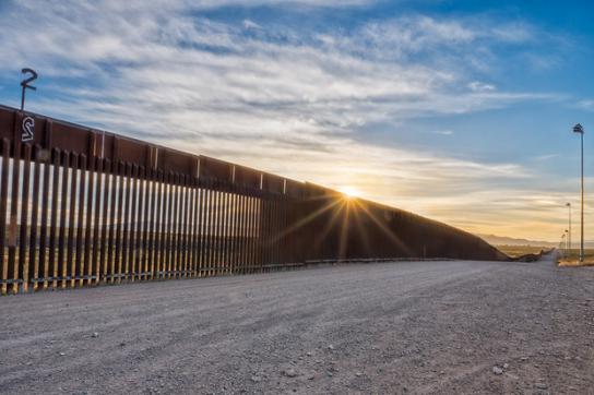 Mexikanisch-amerikanische Grenze