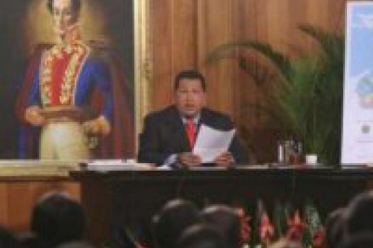 9 Jahre bolivarische Revolution