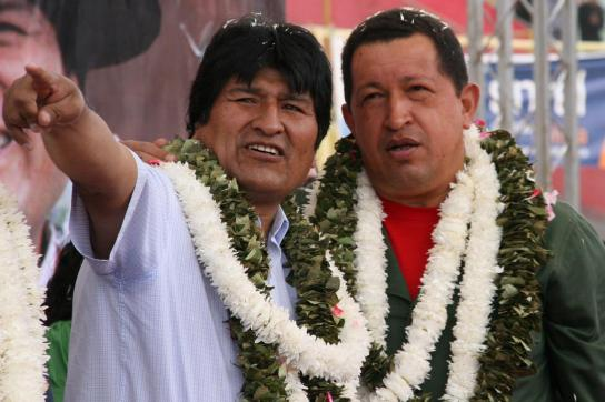 Alternativer Klimagipfel in Bolivien beendet