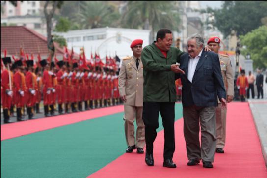 Venezuela und Uruguay bauen Kooperation aus