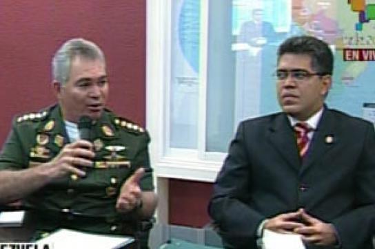 Regierungsumbildung in Venezuela
