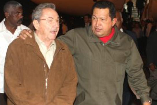 Chávez bereitet ALBA-Gipfel in Kuba vor
