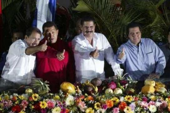 Aufbruch in Zentralamerika