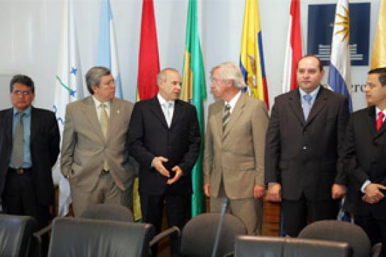 Minister bereiten Banco del Sur vor