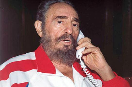 Fidel Castro will in Altersteilzeit