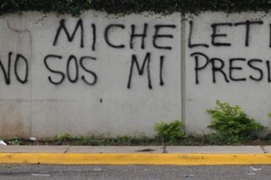 Chávez: Honduras steht an der roten Linie